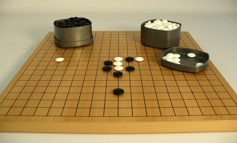 7mm Go Set - ChessWarehouse