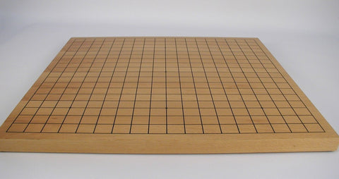Wooden Go Board - ChessWarehouse