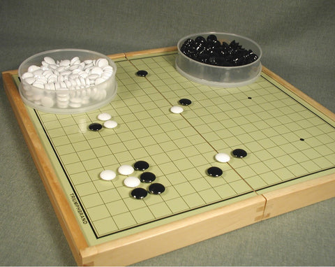 Magnetic Go Set - ChessWarehouse