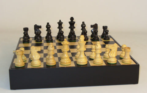 Black French in Chess - ChessWarehouse - 1