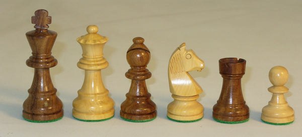 Small Sheesham German - ChessWarehouse