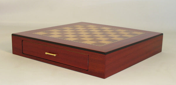 Rosewood Square Chest - ChessWarehouse - 1