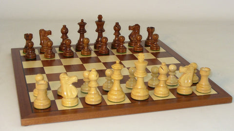 Sheesham French-Sapele Set - ChessWarehouse - 1