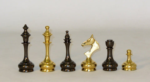 Solid Brass Slim Men - ChessWarehouse