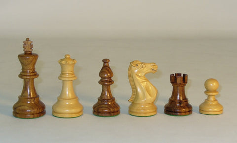Large Sheesham American Emperor Pieces - ChessWarehouse