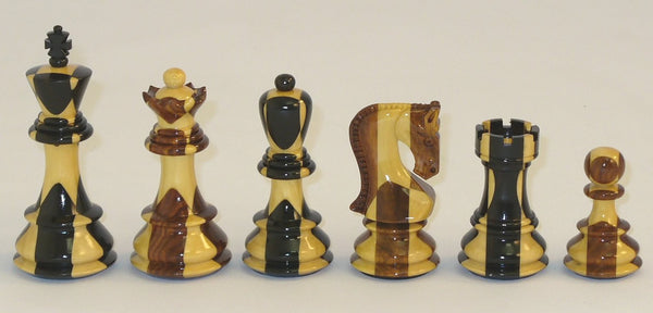 Russian Ebony Inlaid - ChessWarehouse