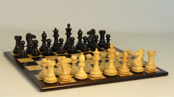 Black Exclusive Set - ChessWarehouse - 1
