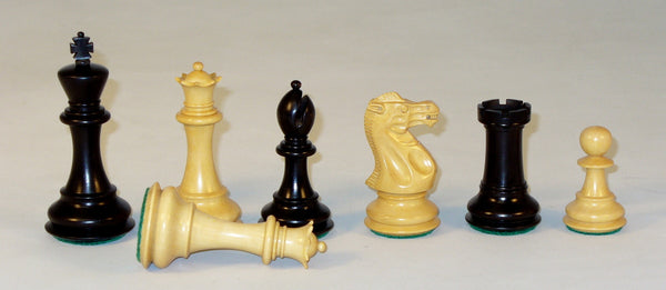 Black & Natural New Classic - ChessWarehouse