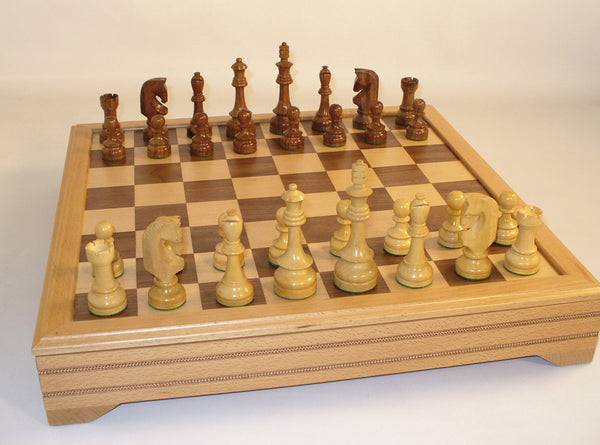 Traditional Russian with Chest - ChessWarehouse