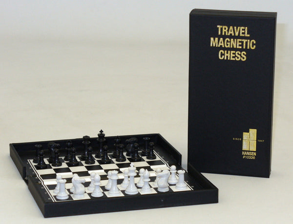 Pocket Travel Chess - ChessWarehouse - 1
