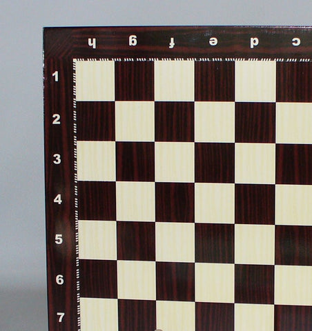 Wood Grain Alpha Numeric Decoupage - ChessWarehouse