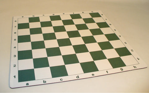 "20"" Thick Tournament Chess Mat - ChessWarehouse - 1"