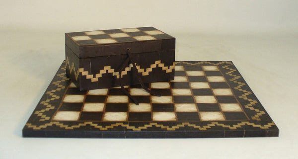 Southwest Applique Box and Board - ChessWarehouse - 1
