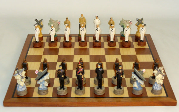 Pearl Harbor Themed Set - ChessWarehouse