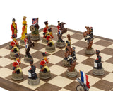 Battle of Waterloo Chess Set