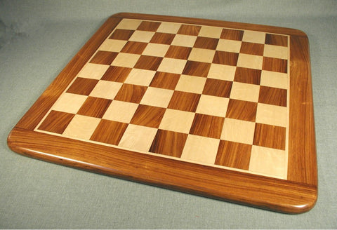 "15"" Sheesham & Maple Thick Veneer Board - ChessWarehouse"