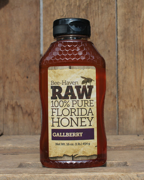 Gallberry 1 Pound Bottle