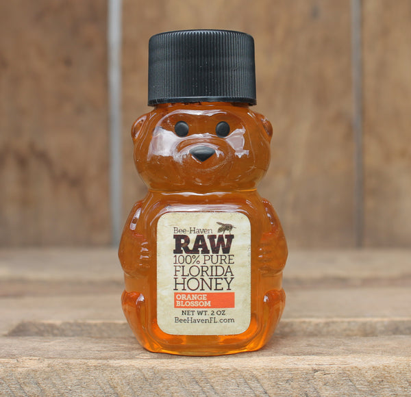 Orange Blossom 2 Ounce Bear