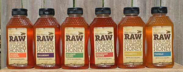 Ultimate Florida Honey Sampler