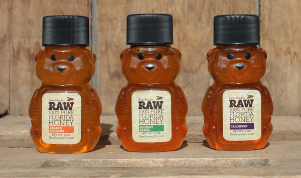 2 Ounce Bear Sampler 3-Pack