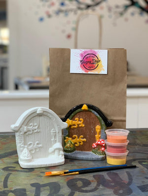 Fairy Door - Paint at Home Kit