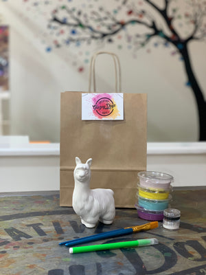 llama - Paint at Home Kit