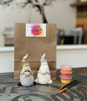 Gnome - Paint at  Home Kit