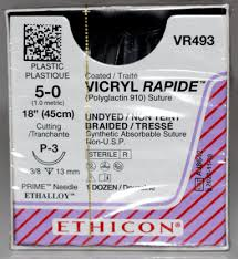 VICRYL RAPIDE Ethicon (absorbable) sutures