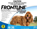 Frontline Plus for Medium Dog 6 pack