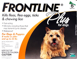 Frontline Plus for Small Dog 6 pack