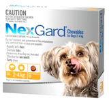 NexGard Chewables for Small Dog 6 pack