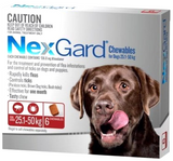 NexGard Chewables for Extra-Large Dog 6 pack