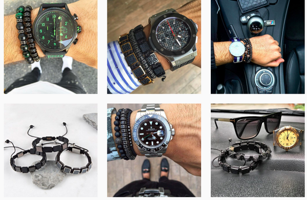 What Your Men's Bracelet Says About You