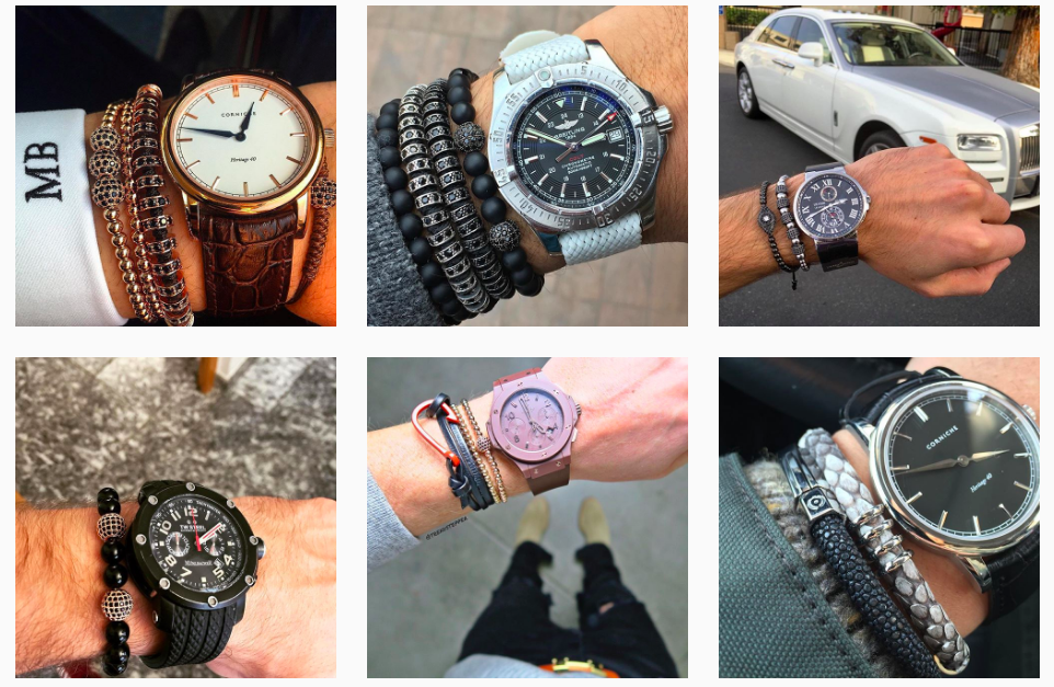 How To Style Men's Leather Bracelets