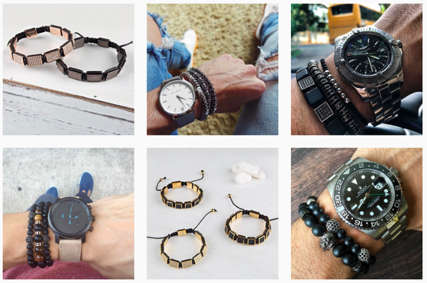Style Guide for Men Wearing Bracelets