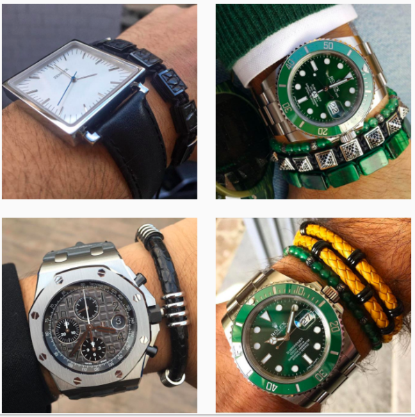 The Must Haves For The Man Who Loves Watches