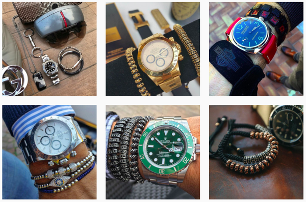 Trade out Bad Bracelets for These Dapper Styles