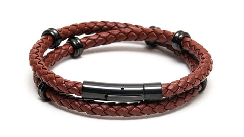 men's fashion, accessories for men, men's bracelets, fashion trends, genuine leather
