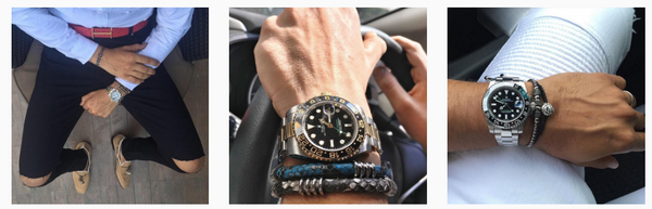 mens accessories, fashion accessories, bracelets for men, Zenger bracelets