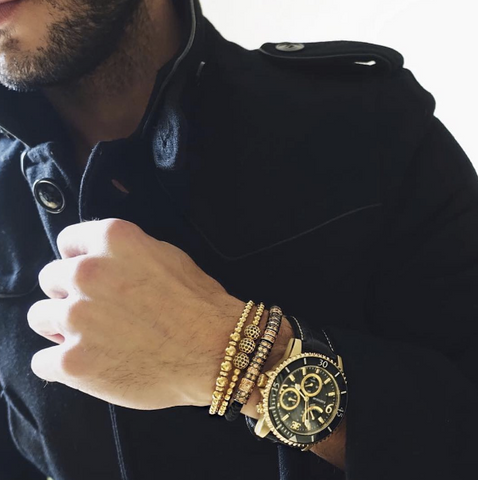 Accessories for men, men's accessories, man bracelet, mens bracelet