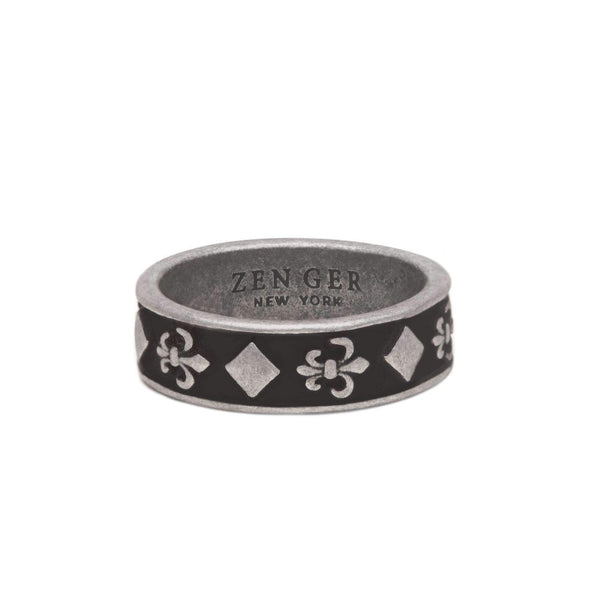 ZENGER Jewelry Ring 8 Arthur