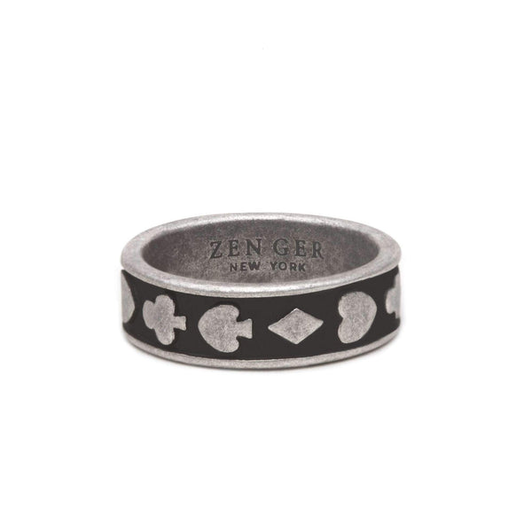 ZENGER Jewelry Ring 8 Gambit