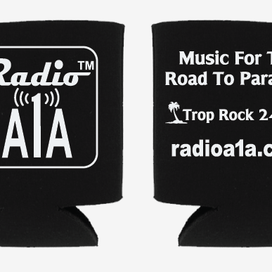 Official Radio A1A Can Koozie