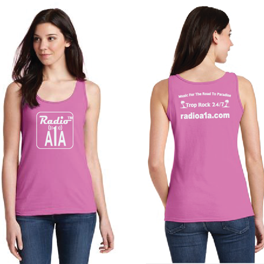Official Ladies Radio A1A Tank Top