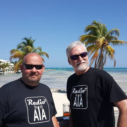 Lyle Wilson & Harry Teaford - Radio A1A T-Shirt