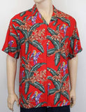 Jungle Bird Magnum PI Red - Twisted Palms Trading Co.