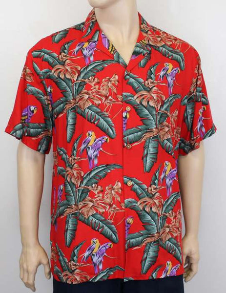 Jungle Bird Magnum PI Red for Women - Twisted Palms Trading Co.