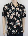 Star Orchid Magnum PI Rayon Shirt - Twisted Palms Trading Co.