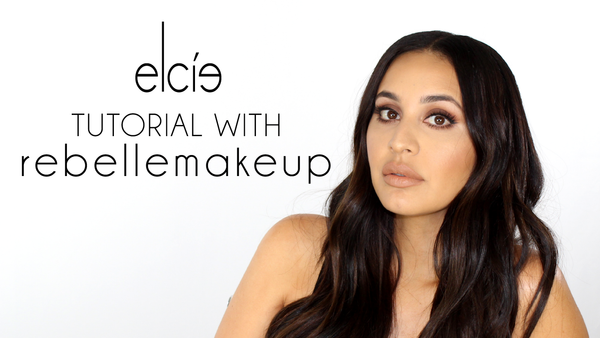 Tutorial with @RebelleMakeup