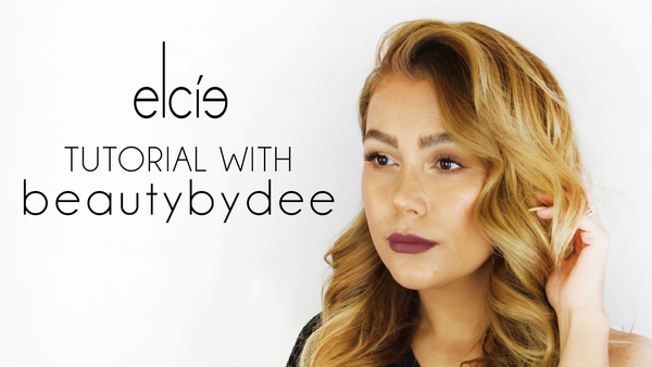 Tutorial with @beautybydee